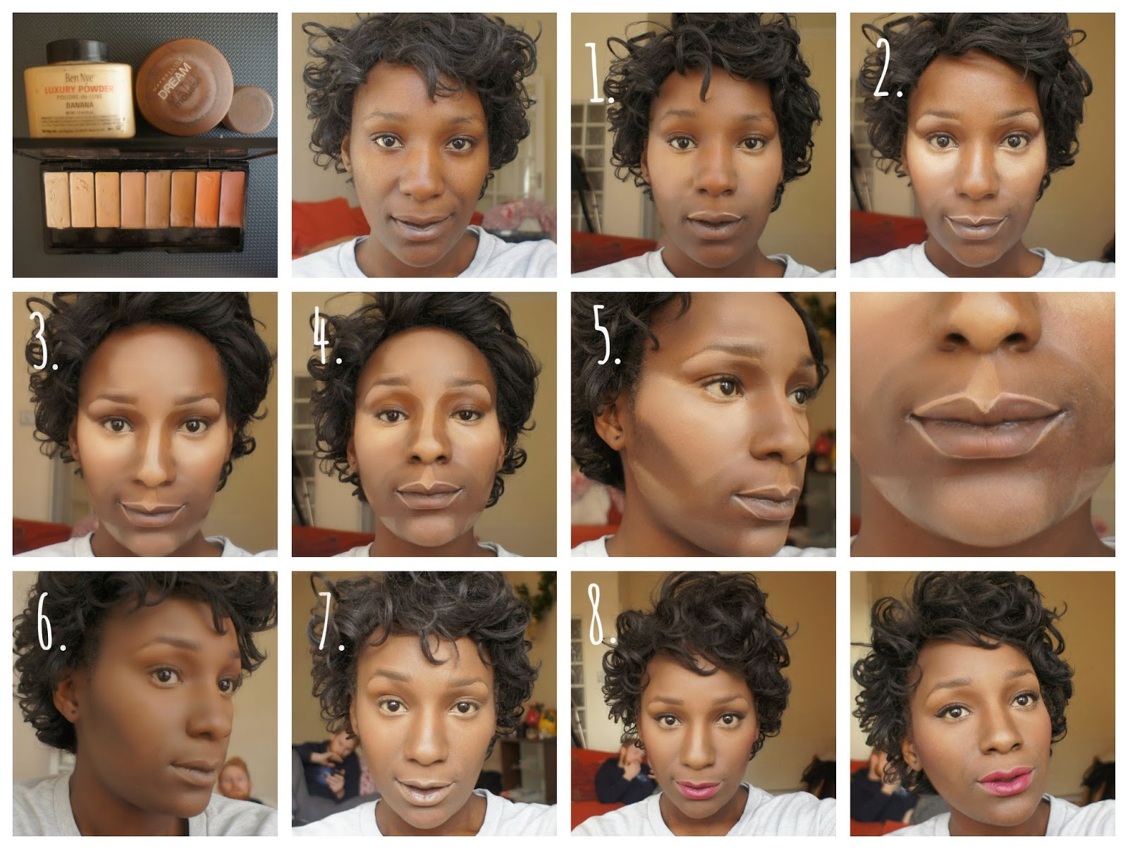 Picture of How To Contour On Dark Skin - All Can Download ALL ...