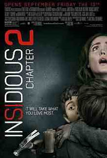 Insidious Chapter 2 poster.