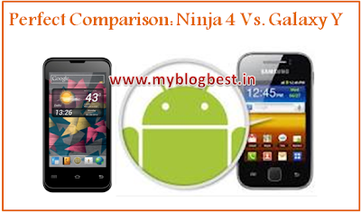 samsung galaxy y vs micromax ninja 4, ninja 4, galaxy y, best android phone