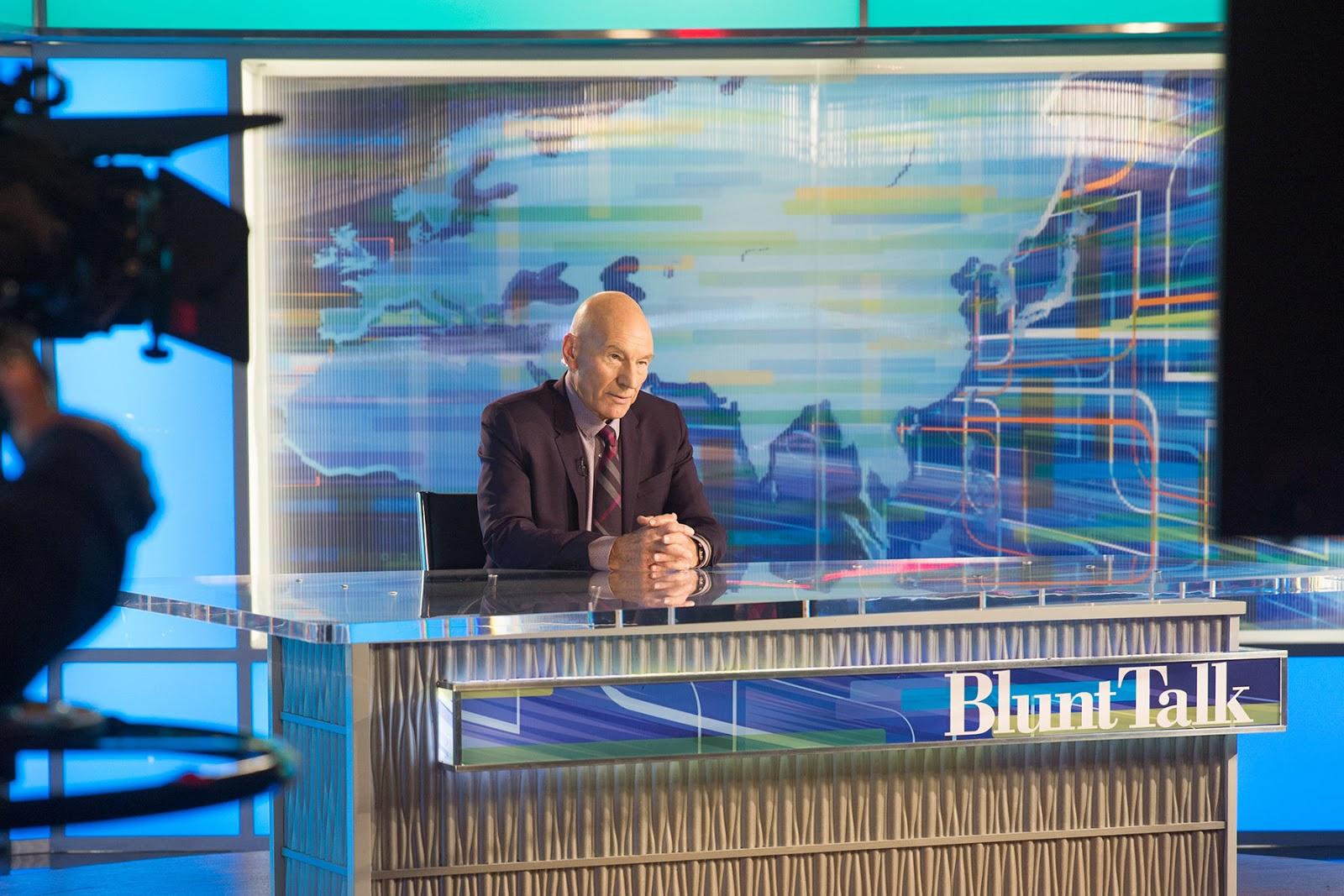 Blunt Talk - Pilot - Advance Preview