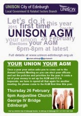 Reminder of AGM deadlines this week