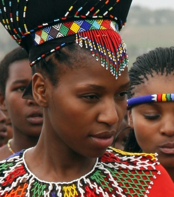 Bridal Series – beaded brides of African Tribes