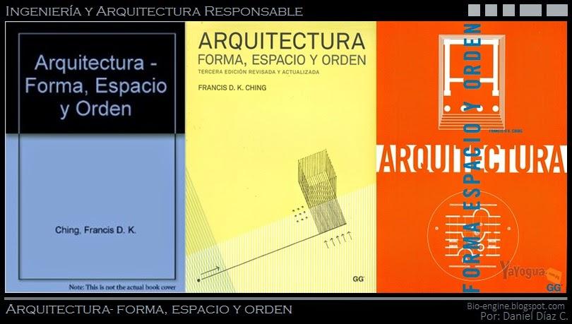 Recomendaciones de libros para estudiantes de arquitectura for Ingenieria y arquitectura