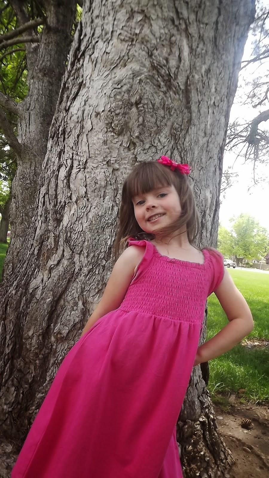 Alyssa age 5