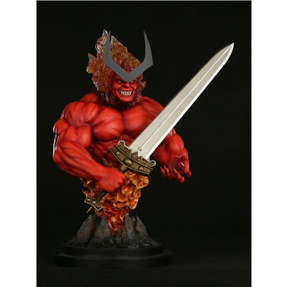 Surtur (Marvel Comics) Character Review - Mini Bust Product