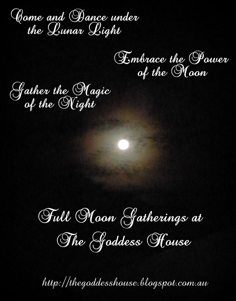 August: Full Moon Gathering