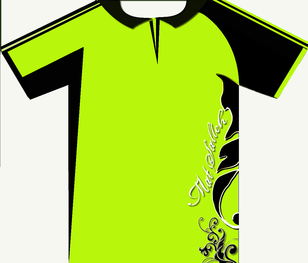Design t shirt rumah sukan - T Shirt Design