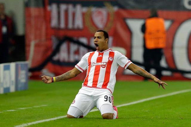 Hasil laga Olympiakos 2-1 Dinamo Zagreb