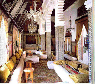 maison traditionnelle marocaine ville de t touan aboutmorocco. Black Bedroom Furniture Sets. Home Design Ideas