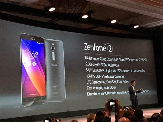 ASUS Zenfone 2 & zenfone Zoom price in indian Rupee, in US Dollar