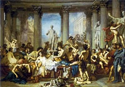 Els romans de la decadència (Thomas Couture)