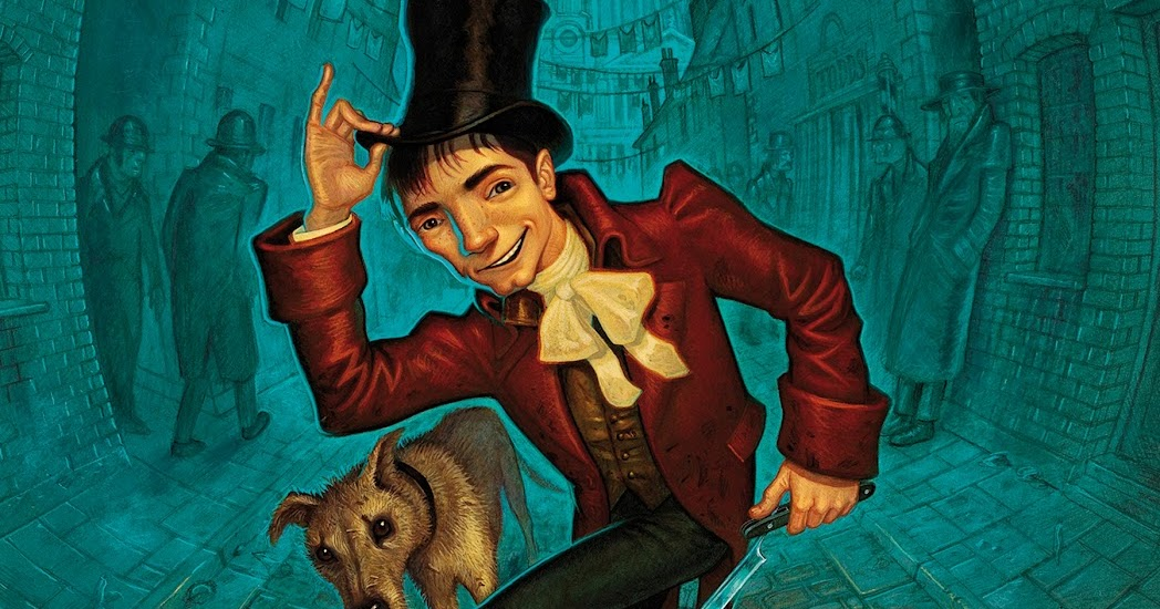 Tabula Rasa: Dodger by Terry Pratchett and Dickens by Peter ...