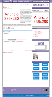 Página - novo layout (Desenho DG)