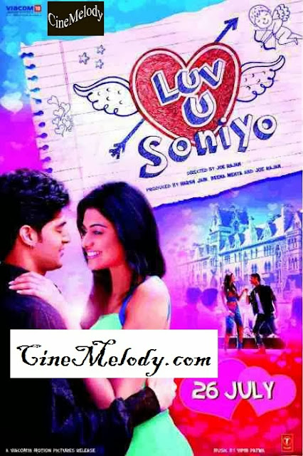 Luv U Soniyo   Hindi Mp3 Songs Free  Download  2013