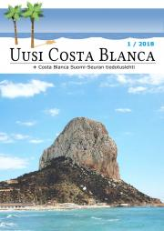 Uusi Costa Blanca lehti. Lue lehti verkossa.