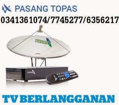 TOPAS TV BERLANGGANAN