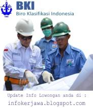 Lowongan Kerja BUMN Biro Klasifikasi Indonesia (BKI)