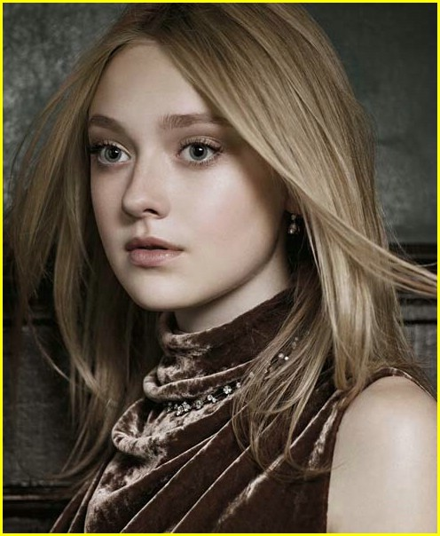 Dakota Fanning Hot