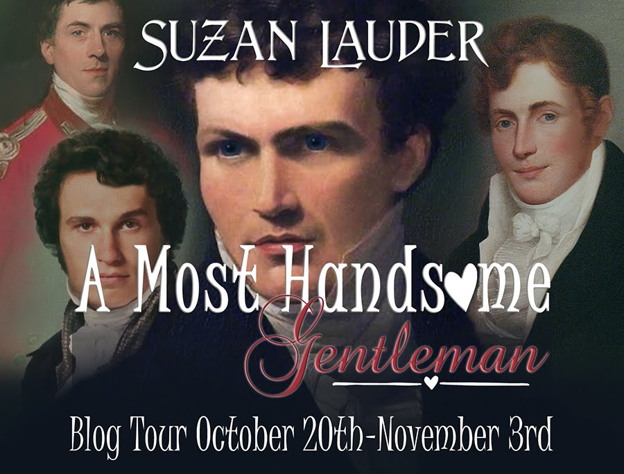 A Most Handsome Gentleman Blog Tour