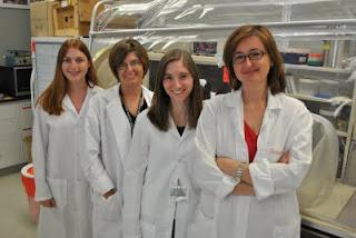 MSU microbiologist Gemma Reguera