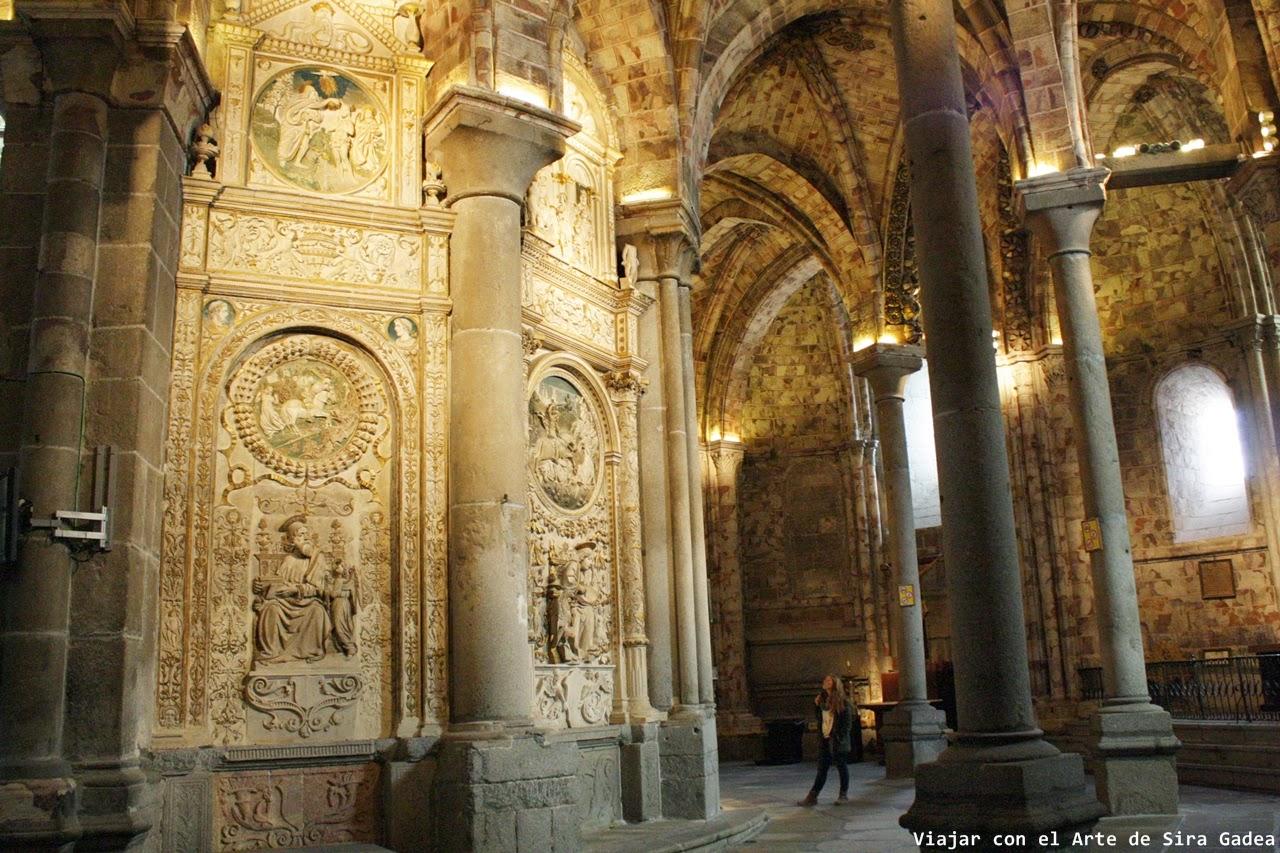 Girola Catedral Ávila