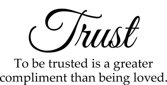 Best trust quote