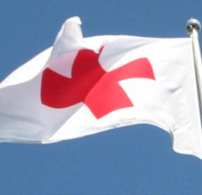 red cross prisoner of war