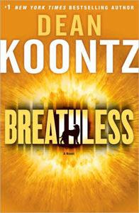 Portada original de Breathless, de Dean Koontz