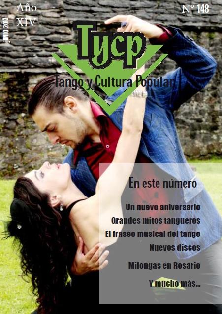 Tango y Cultura Popular Nº 148