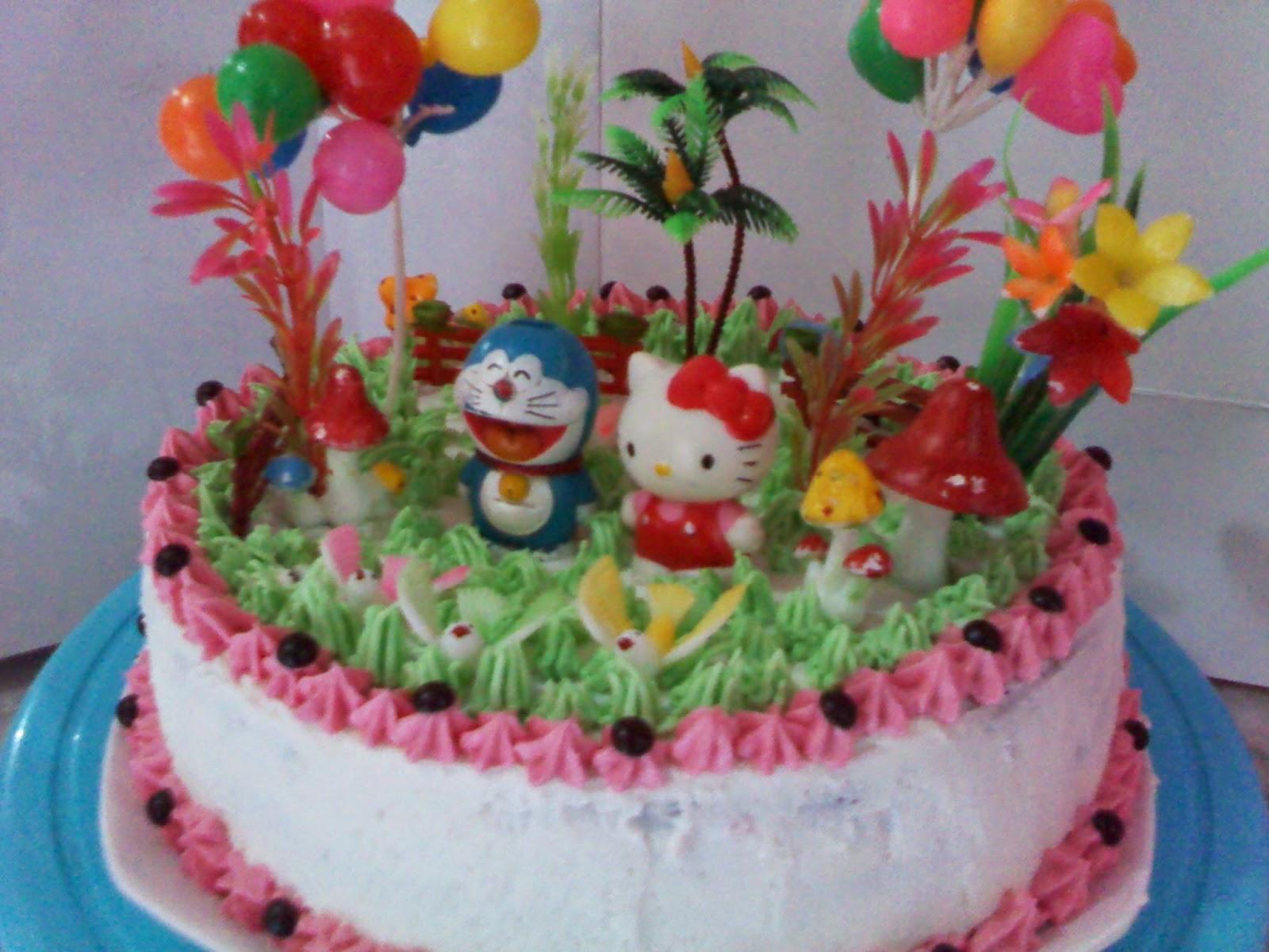CAKE ULANG TAHUN ANAK KARAKTER