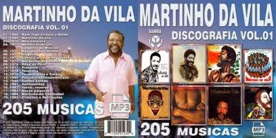 Discografia Martinho da Vila Vol.1 MP3 2014