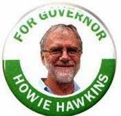 Howie Hawkins on HOTLINE Today