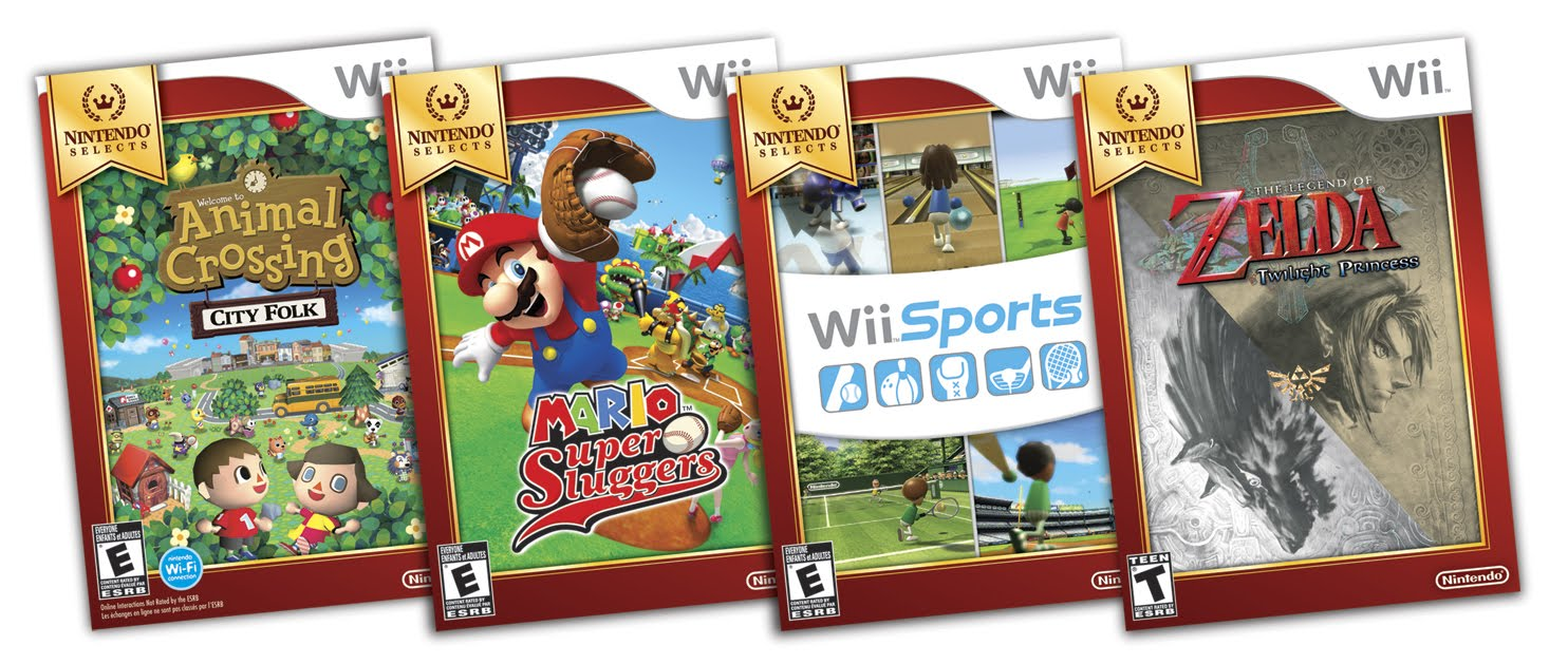 the newest wii games