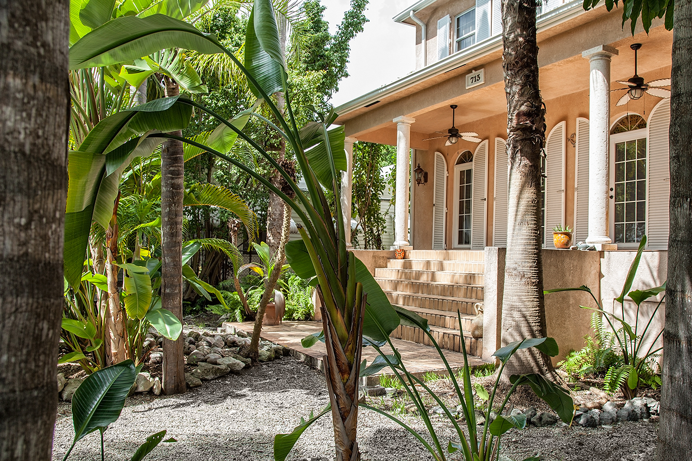Key West Real Estate Now Little Hemingway House One