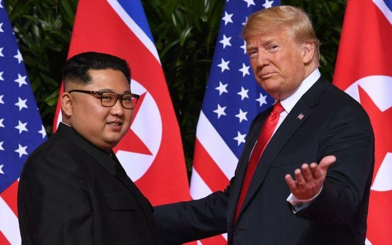 TRUMP V. KIM: PHASE TWO IN VIETNAM.