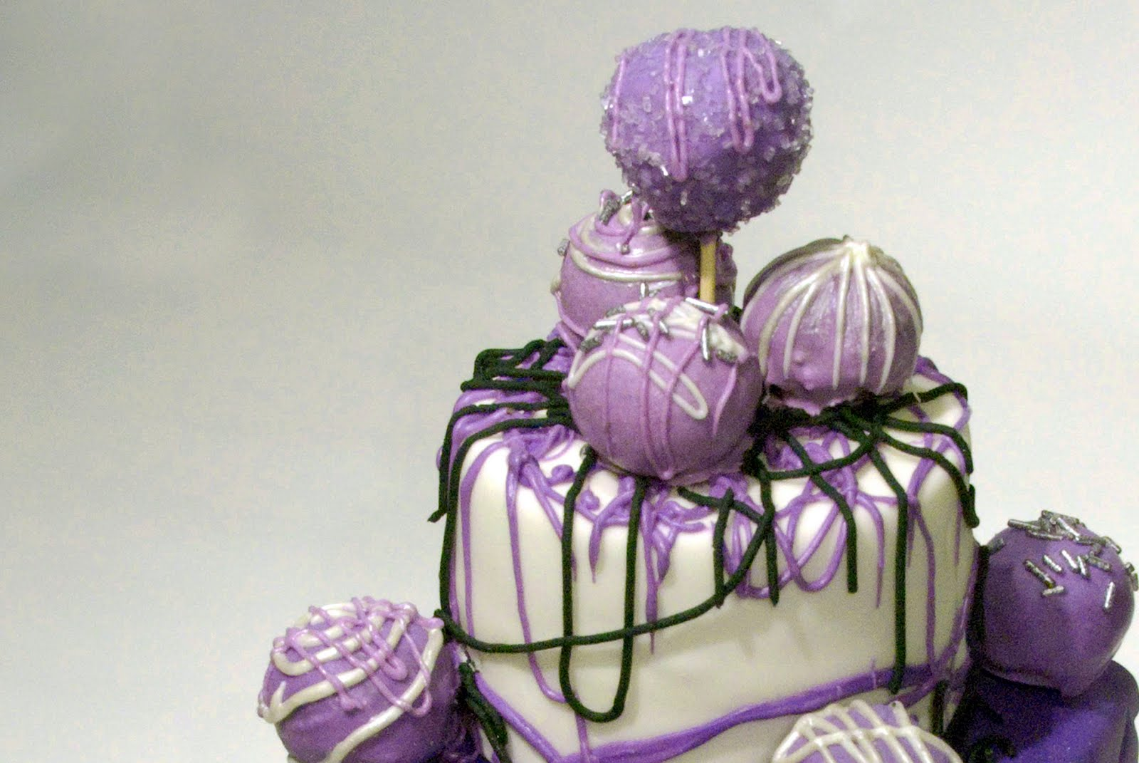 Pin Simple Elegant Design For This 51st Birthday Cake Chocolate And