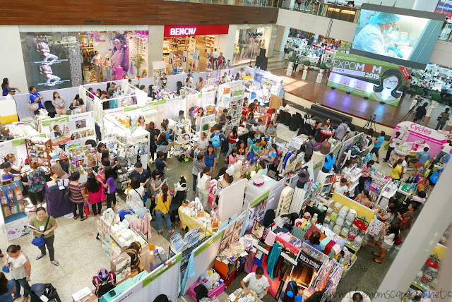 Expo Mom 2015 Mommy Mundo Glorietta Activity Center