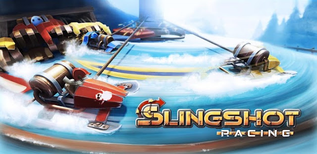 Slingshot Racing APK version 1.3.3.3 free for your android device