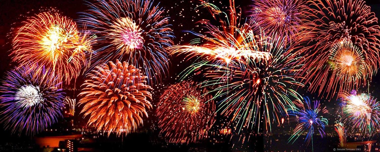 Fireworks by www.e-worldz.com