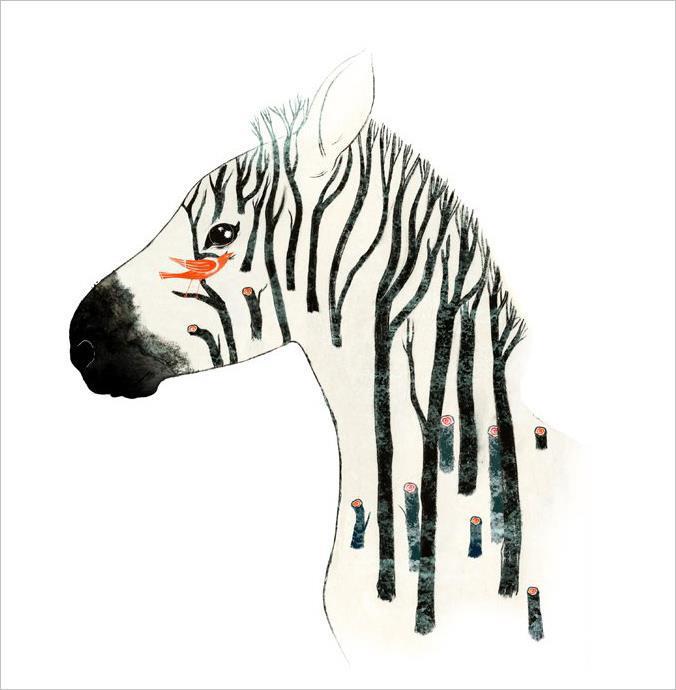 Im a zebra ;)
