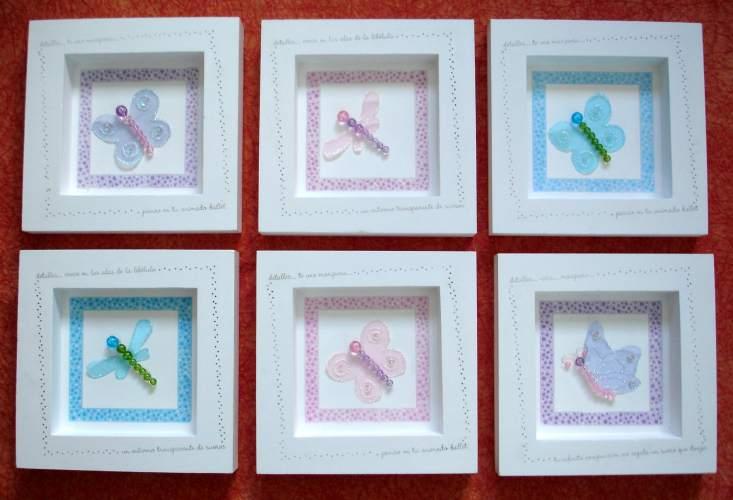 Cuadros para decorar el cuarto del beb imagui - Cuadros para habitacion bebe ...