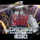Star Wars The Clone Wars Droids over Iego