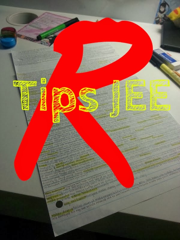 Tips jee