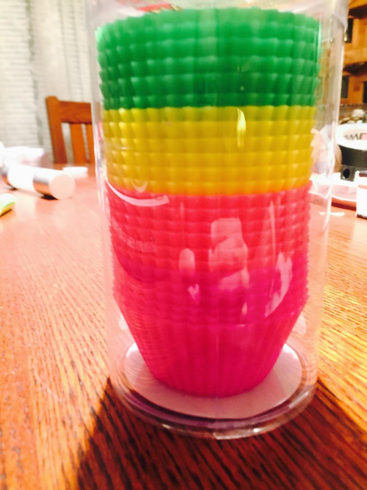 silicone-rainbow