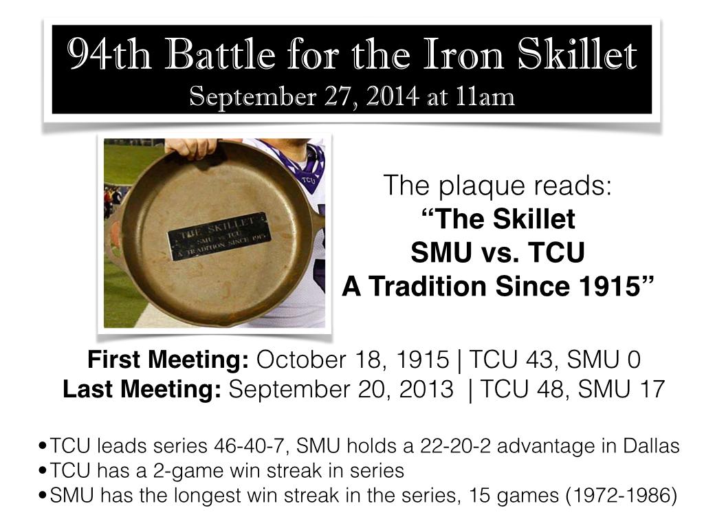 SMU vs TCU