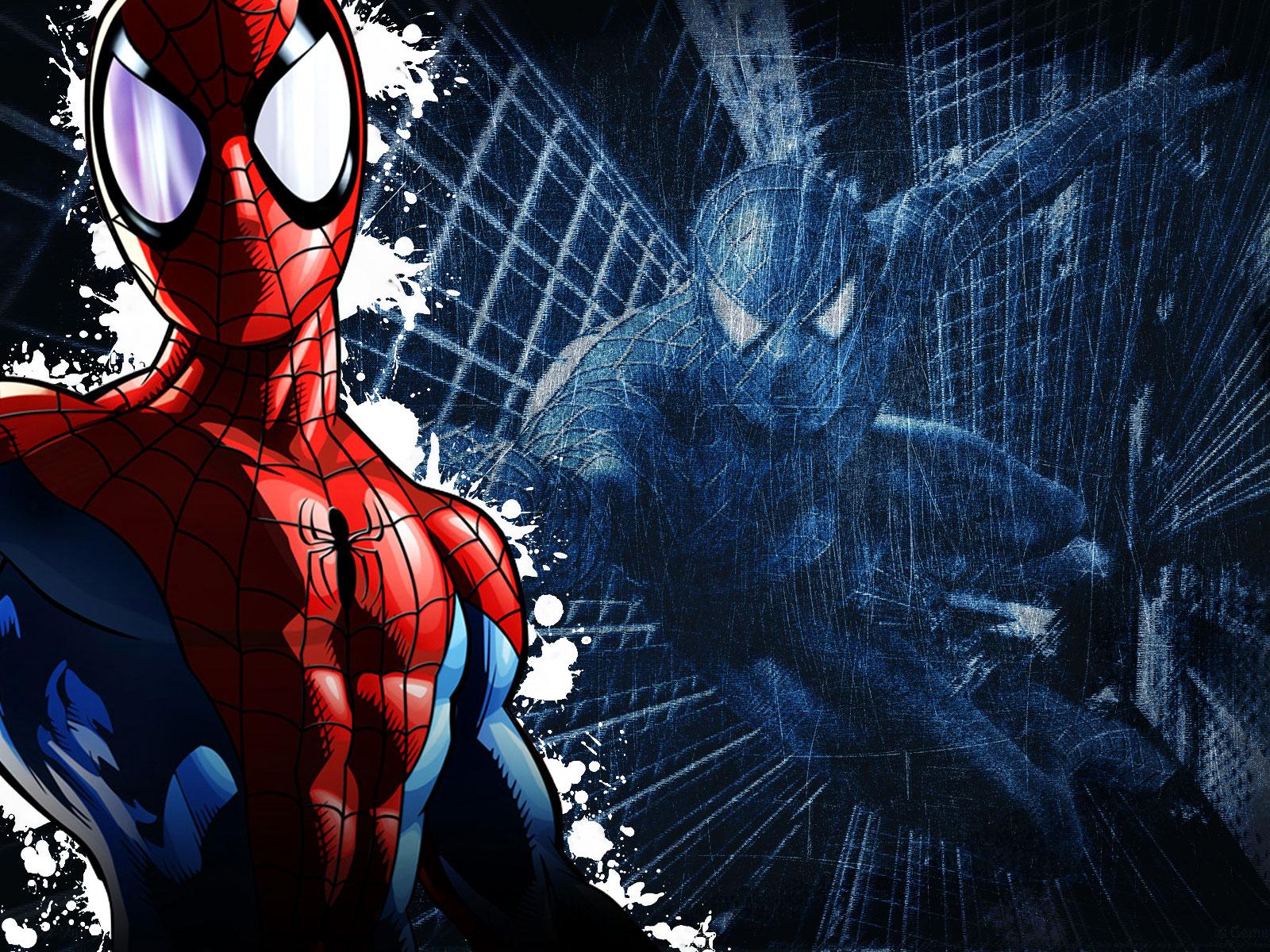 Spiderman wallpaper animate wallpaper for Fondos de spiderman