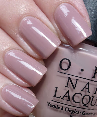Tickle My France-y, OPI, swatch