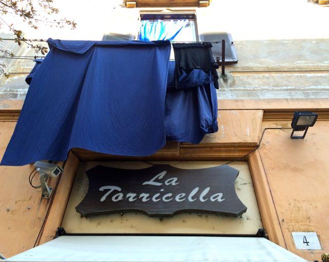 La Torricella // Testaccio / Rome