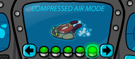 Aqua Grabber Clam Waters Compressed Air Mode Cheats