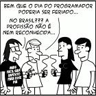 programadores, dia do programador, programador real, tirinhas ilustradas de verdade